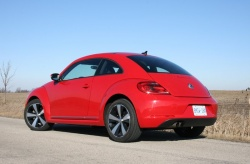 Test Drive: 2012 Volkswagen Beetle volkswagen car test drives reviews