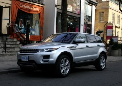 Test Drive: 2012 Range Rover Evoque Pure car test drives reviews luxury cars landrover