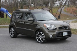 Test Drive: 2012 Kia Soul 4U reviews kia car test drives