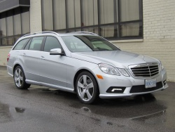 Test Drive: 2012 Mercedes Benz E350 4MATIC wagon  car test drives reviews mercedes benz luxury cars