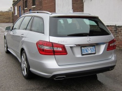 2012 Mercedes-Benz E 350 wagon