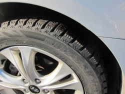 Tire Review: Bridgestone Blizzak WS70 winter tires winter driving insights advice