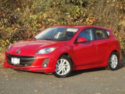 Test Drive:  2012 Mazda3 Sport GS Sky reviews mazda car test drives