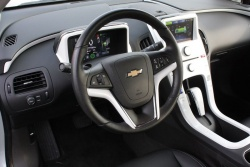 Test Drive: 2012 Chevrolet Volt reviews chevrolet hybrids car test drives