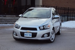 Test Drive: 2012 Chevrolet Sonic LTZ sedan videos car test drives chevrolet