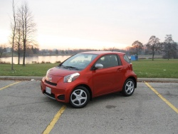 Test Drive: 2012 Scion iQ car test drives scion reviews