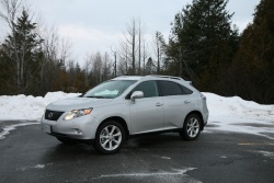 Day by Day Review: 2012 Lexus RX 350 daily car reviews