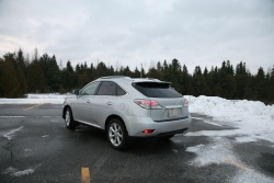 Day by Day Review: 2012 Lexus RX 350 lexus daily car reviews