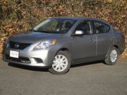 Test Drive: 2012 Nissan Versa 1.6 SV sedan videos car test drives reviews nissan