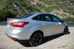 First Drive: 2012 Ford Focus first drives