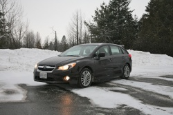 Day by Day Review: 2012 Subaru Impreza daily car reviews