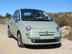 First Drive: 2012 Fiat 500 fiat