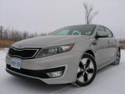 Long Term Test Wrap up: 2011 Kia Optima Hybrid car test drives long term auto tests kia hybrids