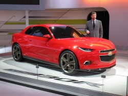 Feature: Chevrolet coupe concepts target new generation of buyers auto articles chevrolet auto brands 2012 north american international auto show detroit