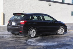 Test Drive: 2012 Subaru Impreza 2.0i Sport hatchback car test drives subaru reviews