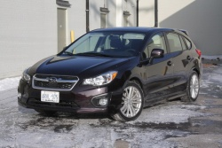 Test Drive: 2012 Subaru Impreza 2.0i Sport hatchback reviews