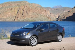 First Drive:  2012 Kia Rio sedan reviews kia first drives