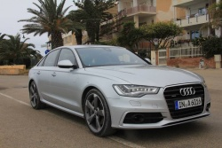 First Drive: 2012 Audi A6 luxury cars audi first drives