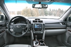 Day by Day Review: 2012 Toyota Camry XLE daily car reviews