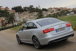 First Drive: 2012 Audi A6 luxury cars first drives audi