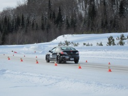 Feature: Winter withers away with driver training winter tires winter driving insights advice