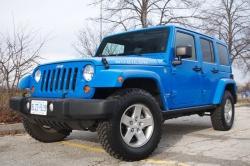 2012 Jeep Wrangler Unlimited Rubicon 4X4