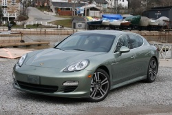 Test Drive: 2012 Porsche Panamera S Hybrid car test drives porsche luxury cars hybrids