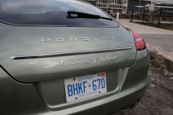 Test Drive: 2012 Porsche Panamera S Hybrid green reviews