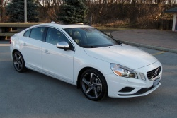 Test Drive: 2012 Volvo S60 R Design luxury cars