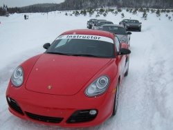 Feature: Porsches Camp4 experience auto articles insights advice winter driving