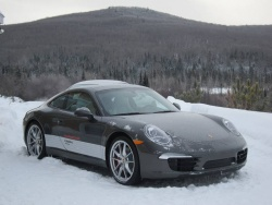 Feature: Porsches Camp4 experience winter driving insights advice auto articles