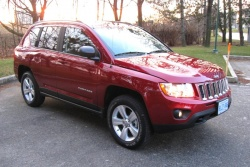 Test Drive: 2012 Jeep Compass North 4X4 car test drives reviews jeep