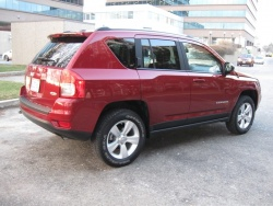 Test Drive: 2012 Jeep Compass North 4X4 reviews jeep car test drives