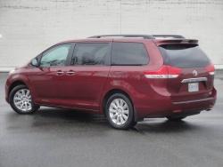 2012 Toyota Sienna XLE AWD
