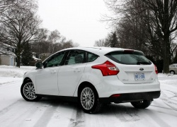 Test Drive: 2012 Ford Focus SEL hatchback reviews ford car test drives