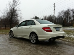 2012 Mercedes-Benz C 350 4Matic