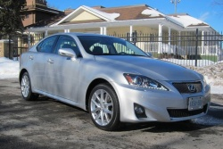 Test Drive: 2012 Lexus IS 350 AWD car test drives reviews luxury cars lexus