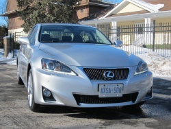 2012 Lexus IS 350 AWD