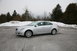 Day by Day Review: 2012 Buick Regal eAssist buick