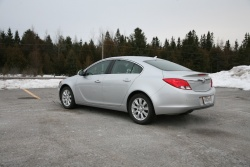 Day by Day Review: 2012 Buick Regal eAssist daily car reviews buick