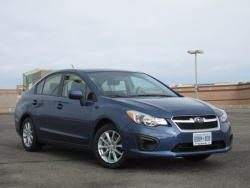 Road trip feature: 2012 Subaru Impreza car test drives subaru reviews