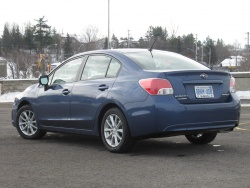 Road trip feature: 2012 Subaru Impreza reviews subaru car test drives