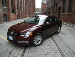 Test Drive: 2012 Volkswagen Passat Trendline+ TDI diesel volkswagen car test drives