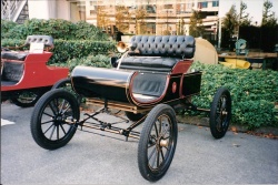 Motoring Memories: Oldsmobile Curved Dash, 1901 1907 car culture