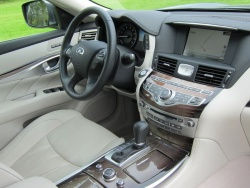 Test Drive: 2012 Infiniti M Hybrid greenreviews
