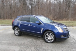Test Drive: 2012 Cadillac SRX AWD cadillac