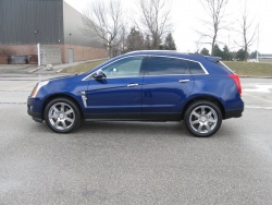 Test Drive: 2012 Cadillac SRX AWD reviews luxury cars cadillac car test drives