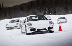 Feature: Porsche's Camp4 Experience   Second Opinion winter driving motorsports customization insights advice auto articles car culture