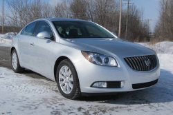 Test Drive: 2012 Buick Regal eAssist car test drives luxury cars hybrids buick
