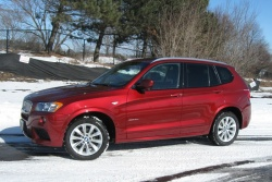 Test Drive: 2012 BMW X3 xDrive35i car test drives reviews luxury cars bmw